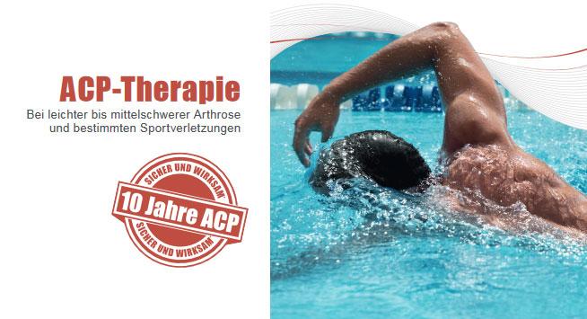 Zur Bröschüre ACP-Therapie ...